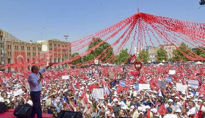 İnce'den Erdoğan'a: 'Ustayım' diyordu, meğer kek ustasıymış