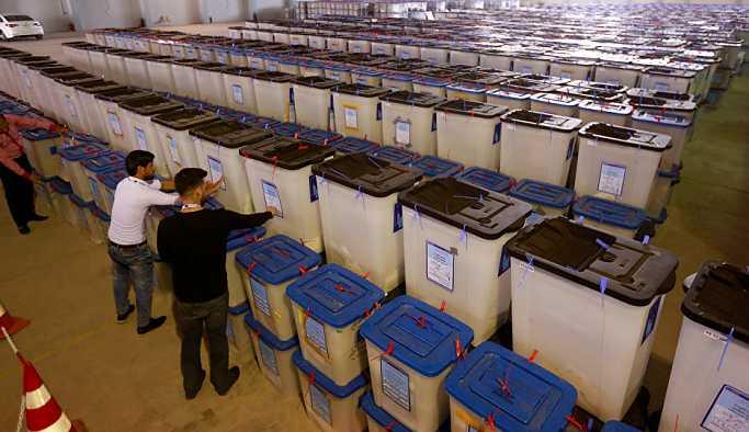 Irak Meclisi oyların yeniden elle sayılması kararını verdi