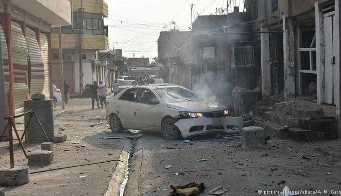 Irak'ta sivillere yönelik şiddet azaldı