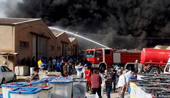 Irak'ta yanan oyların ardından yeni seçim tartışması