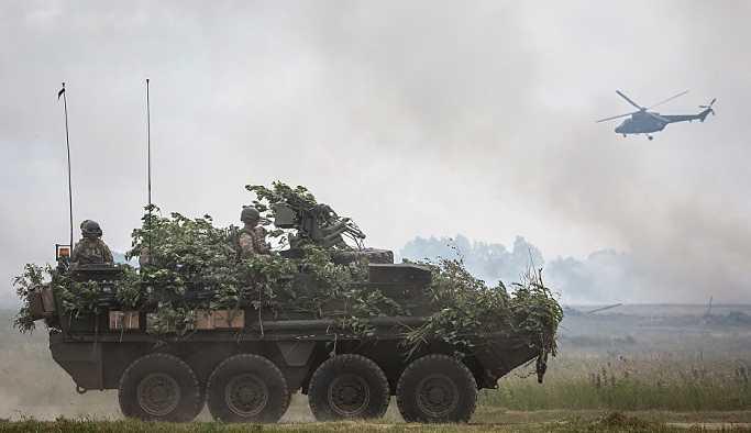 'İsrail ilk kez NATO'nun Doğu Avrupa tatbikatına katılacak'