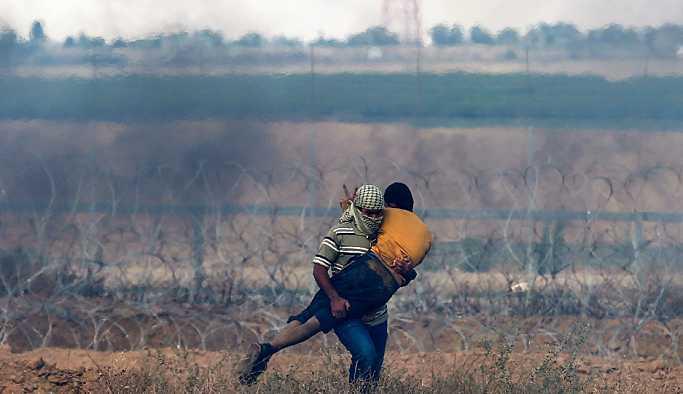 İsrail ordusu: Baltayla sınırı geçmeye çalışan Filistinli öldürüldü