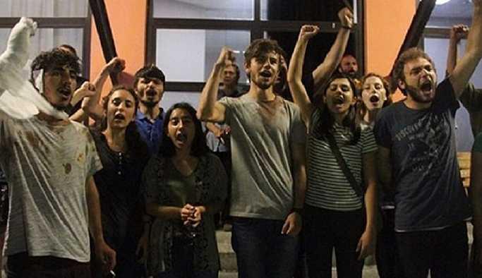 Kadıköy'de darp edilen lise öğrencileri yaşadıklarını anlattı