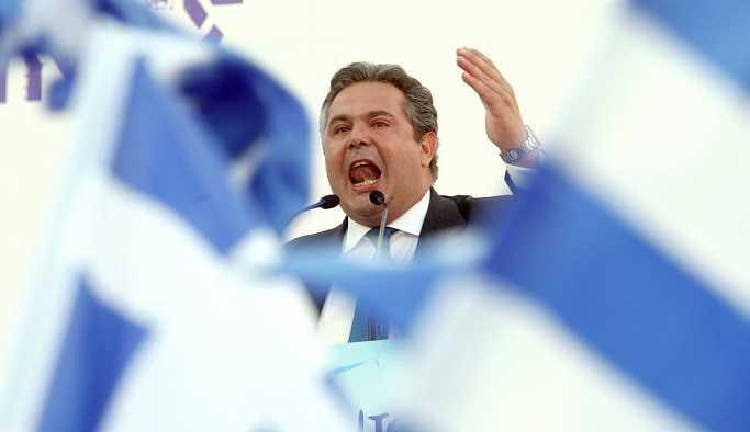 Kammenos: Türkiye'nin tehditlerini AB ve NATO'ya bildireceğiz