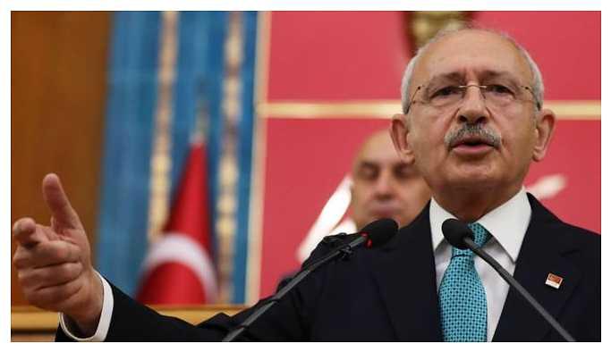 Kılıçdaroğlu'dan Suruç açıklaması