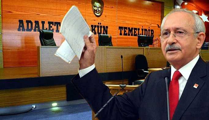 Kılıçdaroğlu'nun avukatı cüppesini çıkararak mahkemeyi protesto etti