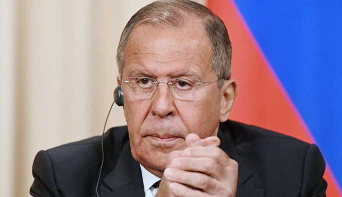 Lavrov: Ruanda'ya hava savunma sevkiyatı için görüşüyoruz