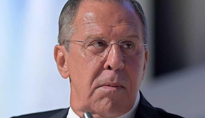 Lavrov: Rusya hiçbir zaman G8'e geri dönmek istemedi