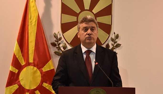 Makedonya Cumhurbaşkanı, 'yeni isim' anlaşmasını imzalamayı reddetti