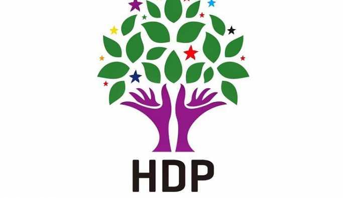 Marmaris'te HDP seçim bürosuna taşlı saldırı