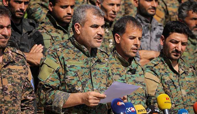 Menbiç Askeri Meclisi: Türkiye'nin askeri varlığını kabul etmeyiz