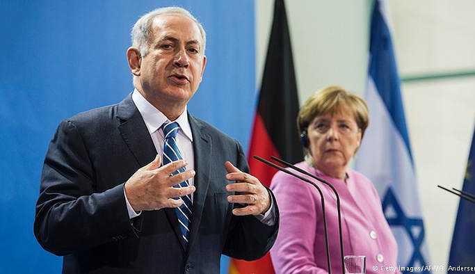 Merkel-Netanyahu görüşmesinin gündemi İran