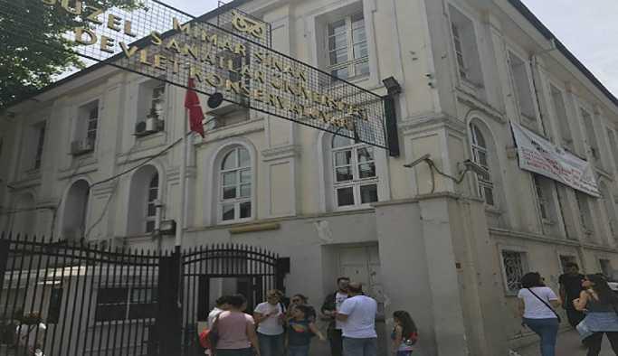 Mimar Sinan Üniversitesi'nden tahliye talimatına cevap: Anayasayı açıkça ihlal etmiş olurlar