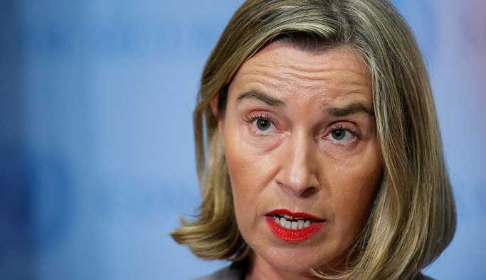 Mogherini, ABD'nin NATO'dan çekilme olasılığını değerlendirdi
