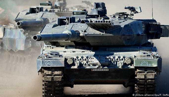 Muhalefetten Altay tankına desteğe karşı önerge
