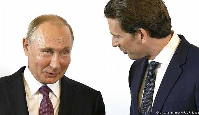 Putin AB ile yeni bir başlangıç istiyor