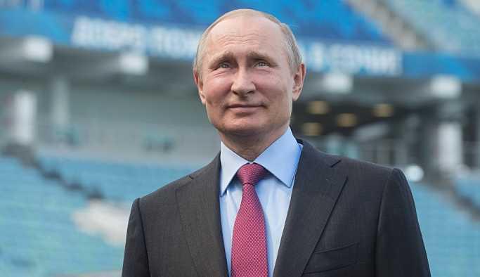 Putin: Biz spor ve siyaseti her zaman ayrı tuttuk, FIFA da öyle yaptı