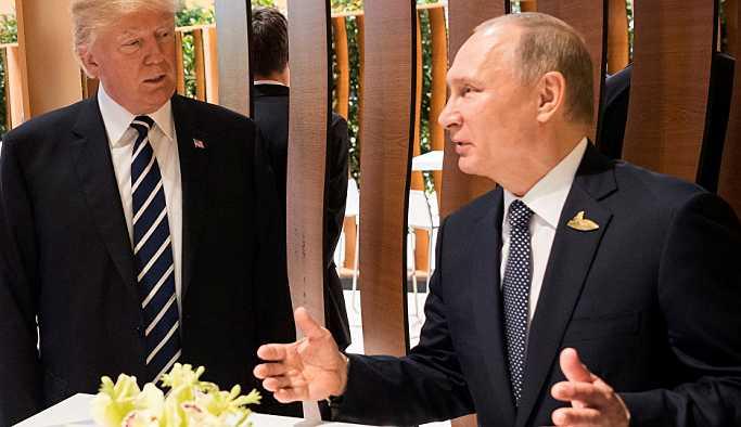 Putin'den Trump görüşmesiyle ilgili açıklama