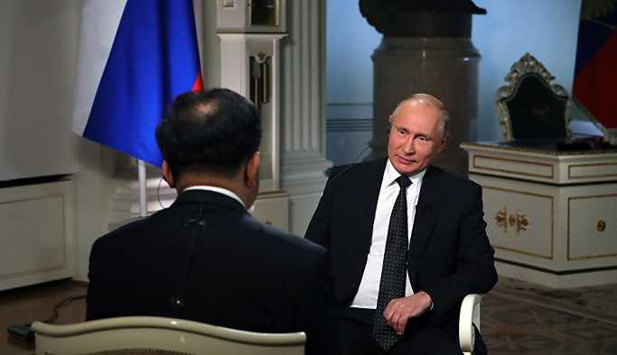 Putin: Rusya ya egemen bir ülke olacak ya da hiç var olmayacak