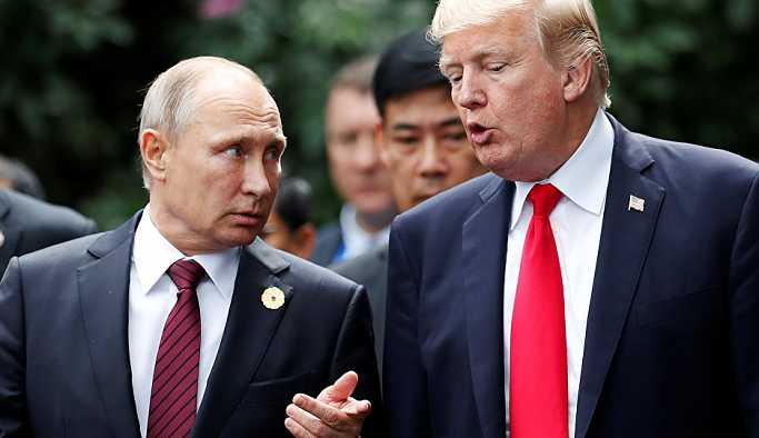 Putin: Trump'la görüşmemiz yapıcı olur