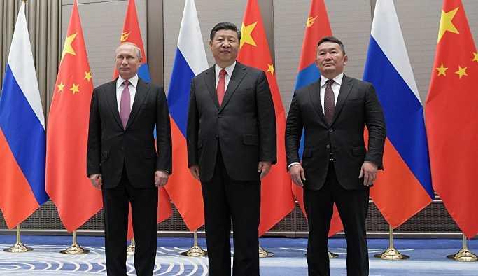 Putin'den Şi'ye Rus banyosu hediyesi