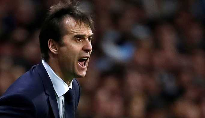 Real Madrid'le anlaşan İspanya Milli Takım Teknik Direktörü Lopetegui'nin görevine son verildi