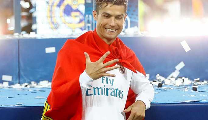 Rus ekibinden Ronaldo'ya teklif: Her şeyi biliyoruz