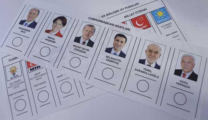 SAMER araştırması: Güneydoğu'da AKP düşüyor, İnce yükseliyor