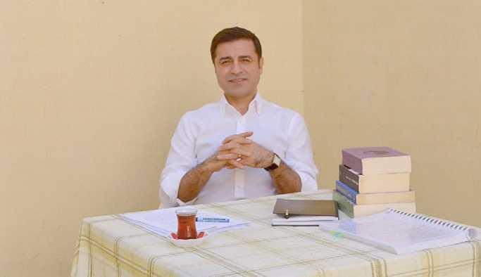 Selahattin Demirtaş, TRT konuşmalarını Edirne Cezaevi'den yapacak