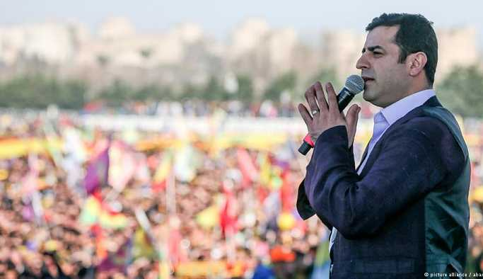 Selahattin Demirtaş'tan sesli mesaj