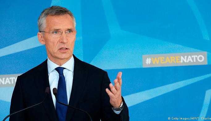 Stoltenberg: Menbiç anlaşmasını memnuniyetle karşılıyorum