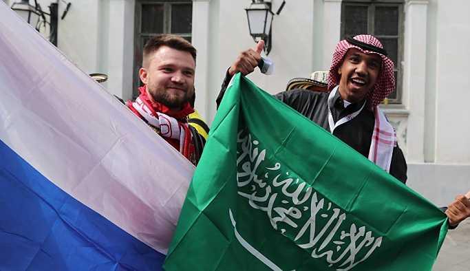 'Suudi Arabistan futbolunda son yıllarda büyük değişim yaşandı'