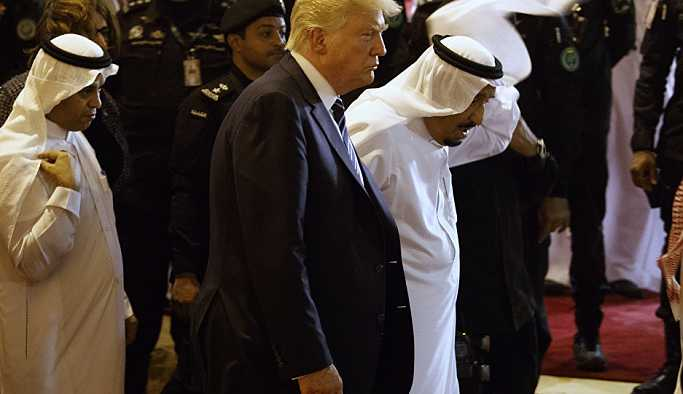 'Trump, İran'la yapılan nükleer anlaşmadan önce Suudiler'in desteğini istedi'