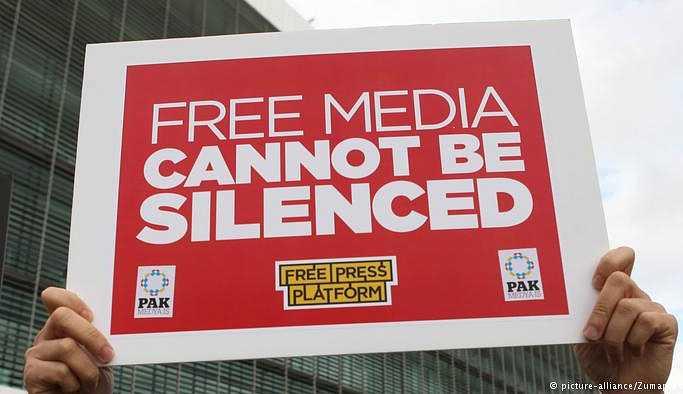 Türkiye'de basın özgürlüğü için uluslararası kampanya