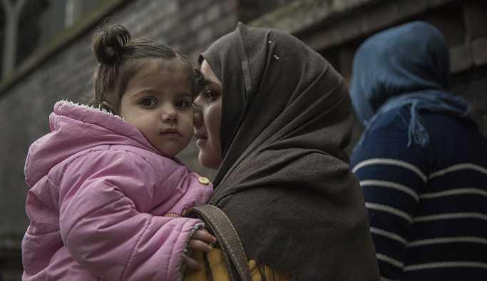 Türkiye'deki Suriyelilerin 5'te 1'i İstanbul'da yaşıyor