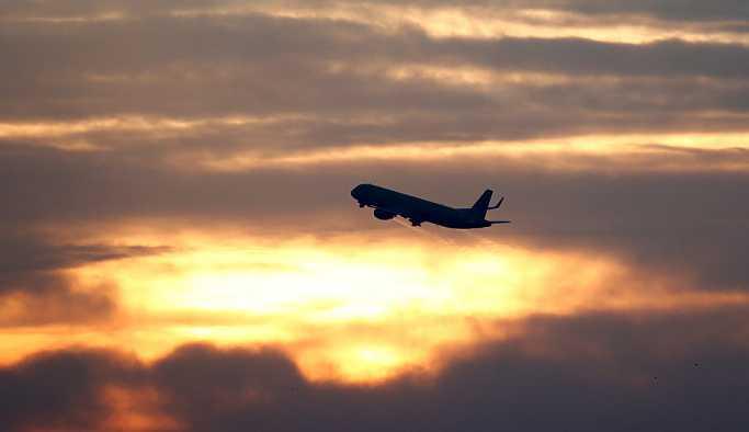 Uçak bileti fiyatlarında yüzde 106'lık artış