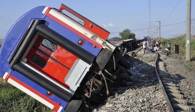 24 kişinin öldüğü trenin makinisti: Gömüldü ve sıçradı