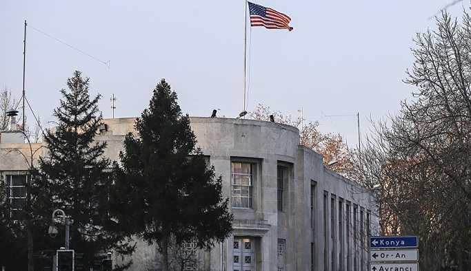 ABD Büyükelçiliği'nden FETÖ'yle mücadele görüşmelerine ilişkin açıklama