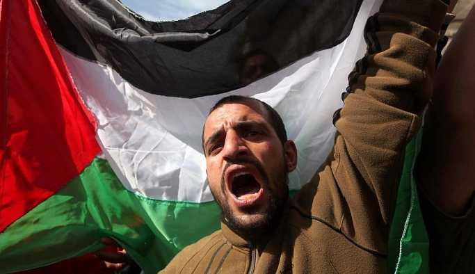 Batı Şeria'da 'Yüzyılın Anlaşması' planı protesto edildi