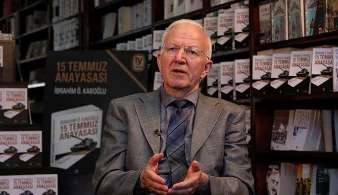 CHP'li Kaboğlu, Cumhurbaşkanlığı kararnamelerini inceleyecek