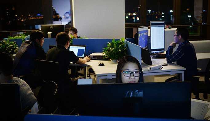 Çin'de 'Çalışma günleri 4 güne düşürülsün' önerisi