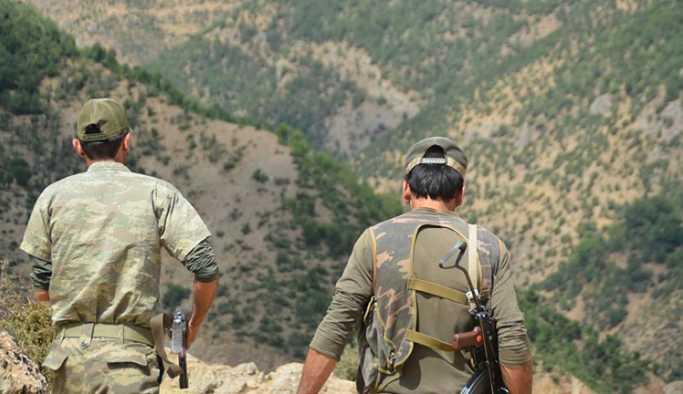 Diyarbakır'da çatışma: Bir korucu yaşamını yitirdi