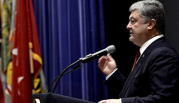 Eski Ukrayna Savunma Bakanı'ndan Poroşenko'ya sert çıkış
