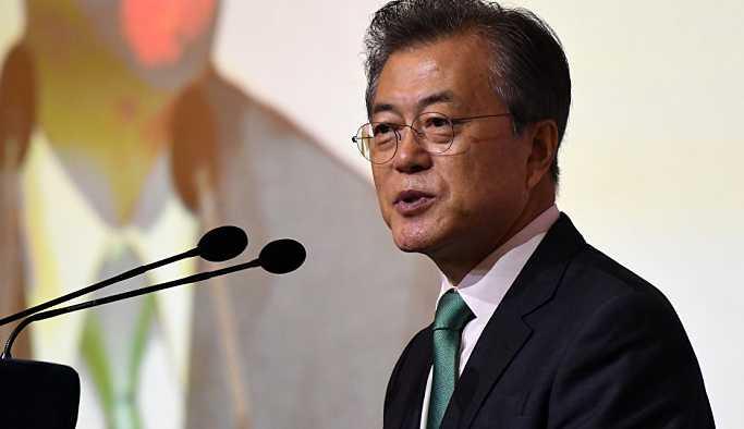 Güney Kore lideri: Kim, Kuzey Kore'nin normal olmasını istiyor
