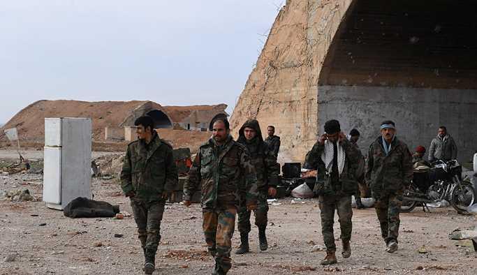 'İdlib zaferi Suriye'deki savaşa son verecek'