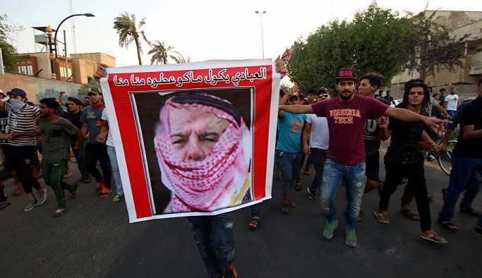 Irak ordusundan 'gösterilerde gerçek mermi kullanmama' sözü