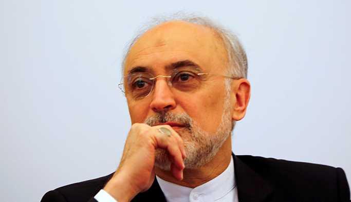 İran Atom Enerjisi Kurumu Başkanı Salihi: 950 tona kadar uranyum depoladık