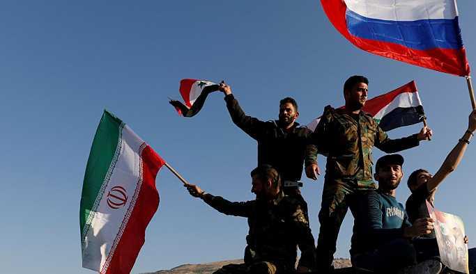 İsrail, Putin ile Trump görüşmesinde İran'ın Suriye'den çıkışı konusunda anlaşılmasını umuyor