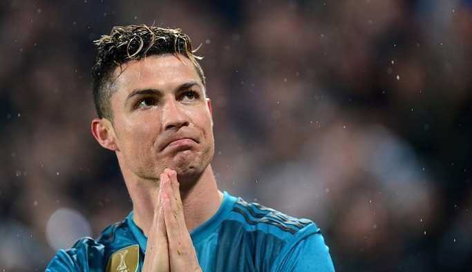 Juventus'a transfer olan Ronaldo'dan Real Madrid taraftarına veda mektubu