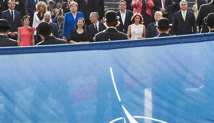 'NATO ile Rusya'nın savunma harcamaları arasında 20 kat fark var'